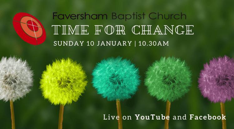 Sunday Worship 10 January 2021