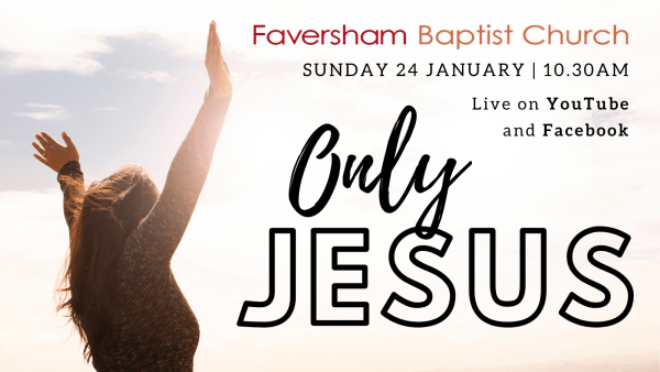 Sunday Worship 24 January 2021
