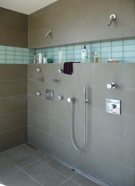 Shower Wall Ledge