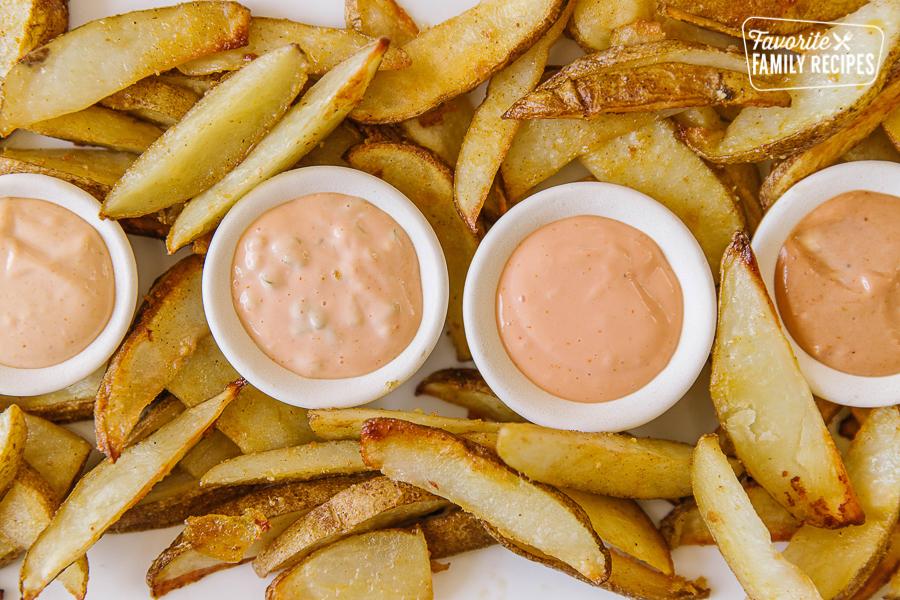 Fry Sauce Made 4 Ways Favorite Family Recipes