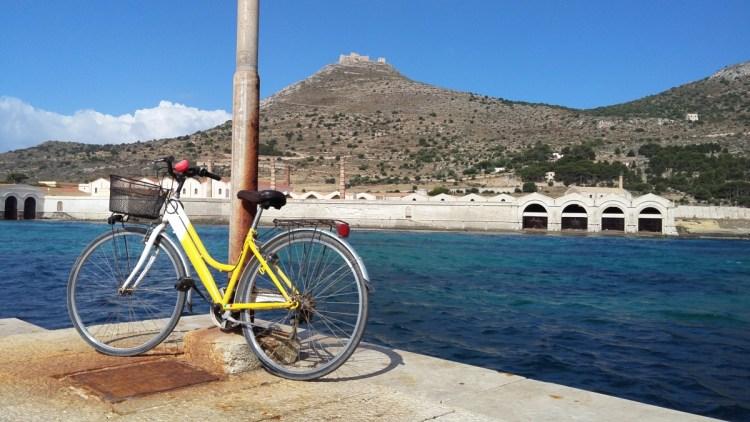 Tonnare di Sicilia: la tonnara di Favignana