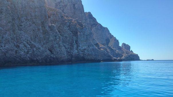 Marettimo Escursione Grotte Cala Bianca