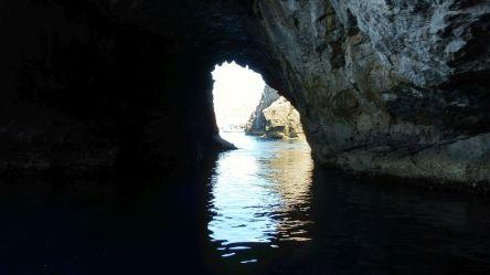 Marettimo Escursione Grotta Perciata