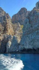 Marettimo Escursione Grotte Barranche