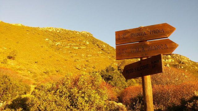 Sentieri trekking marettimo