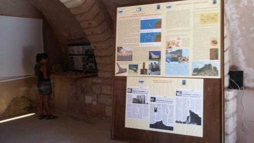 Castello di Punta Troia Interni