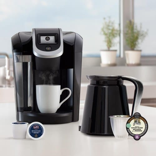 keurig coffee brewer