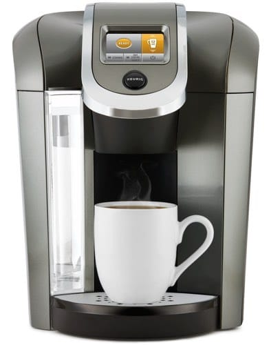 What Is The Largest Cup A Keurig Can Brew