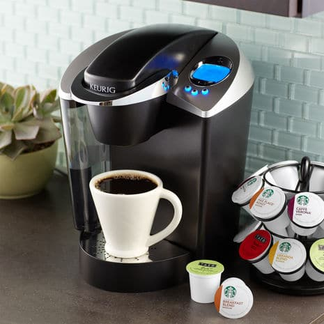 keurig brewers have always been as simple as it gets insert a pod hit brew and youu0027ll get a hot cup of coffee no fuss no headache