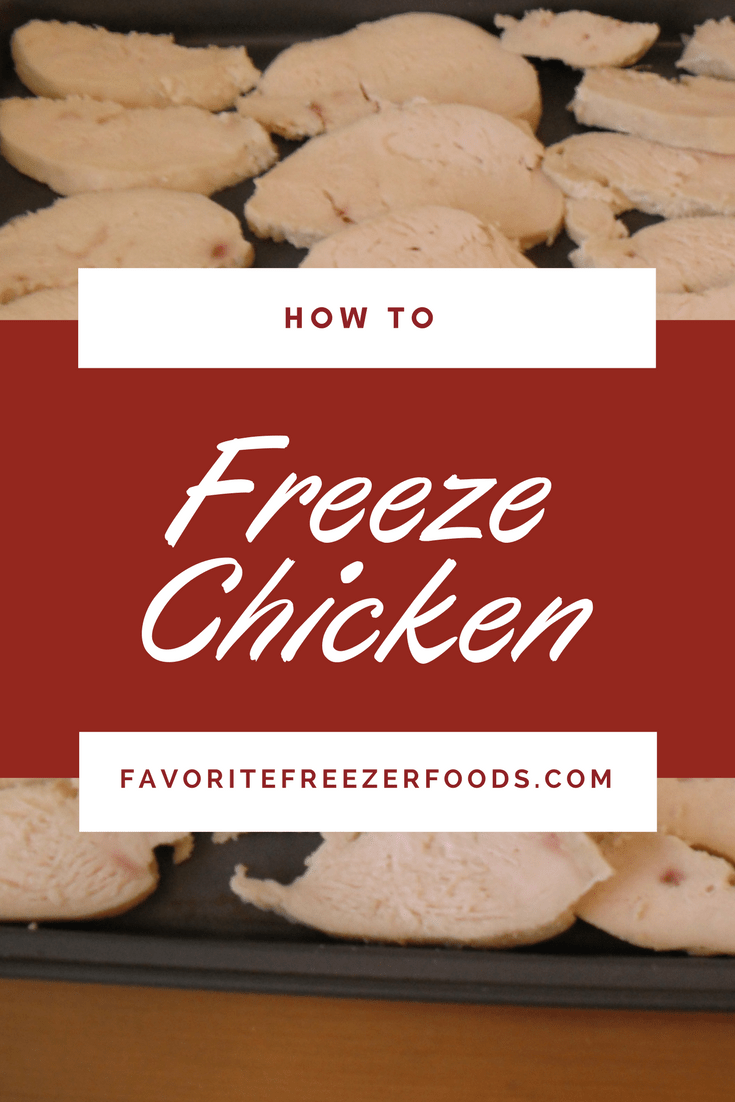 Save Time And Money By Freezing Chicken