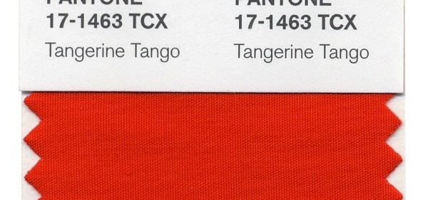 2012 Color of the Year: Tangerine Tango