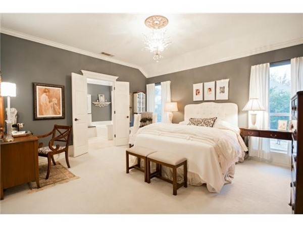 Whole House Color Scheme - master bedroom
