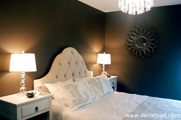Master bedroom paint color, brown paint color