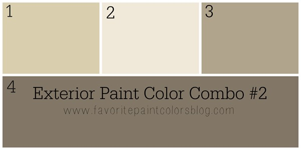 Exterior Color Combo #2