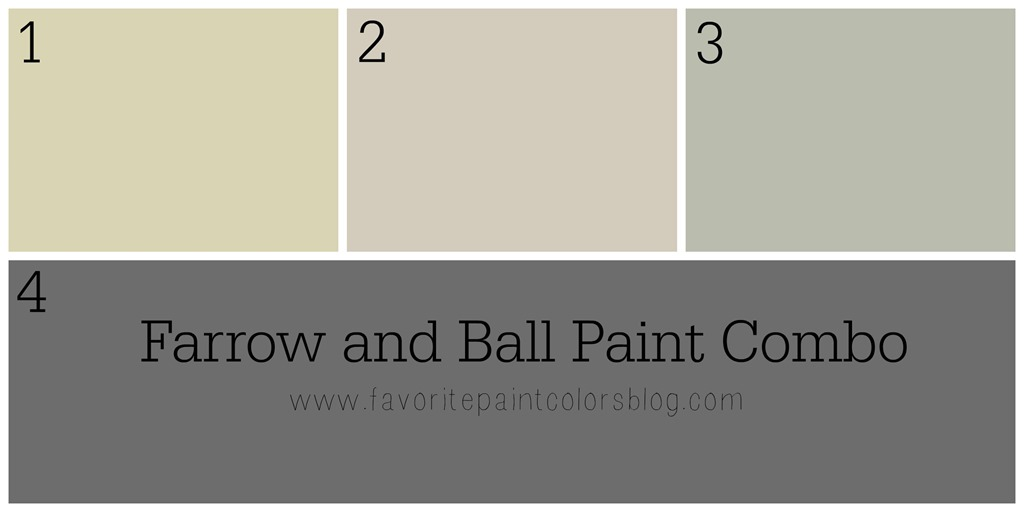 Farrow and ball favorite paint colors blog for Farrow and ball bone