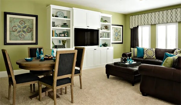 Game room paint color