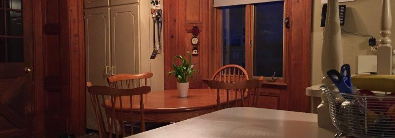 Reader's Question + More Paint Colors To Go With Wood (Red Pine)