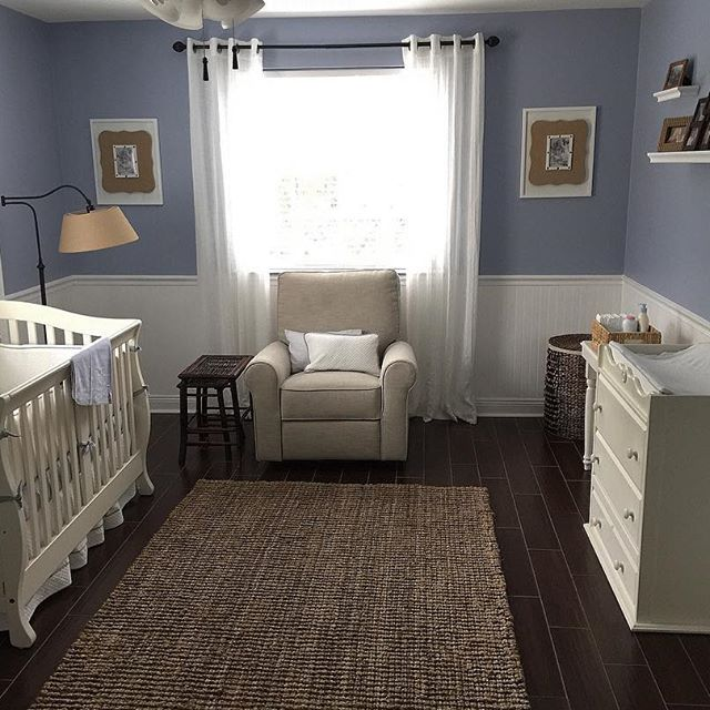 nursery paint color
