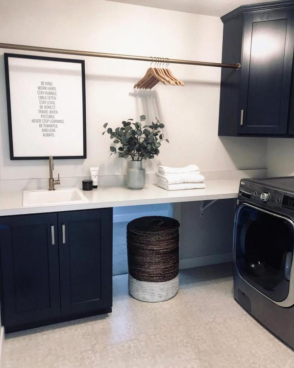 Laundry room goals