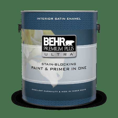 Behr Premium Plus Ultra - the best paint at Home Depot