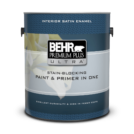 Behr Premium Plus Ultra - the best paint at Home Depot