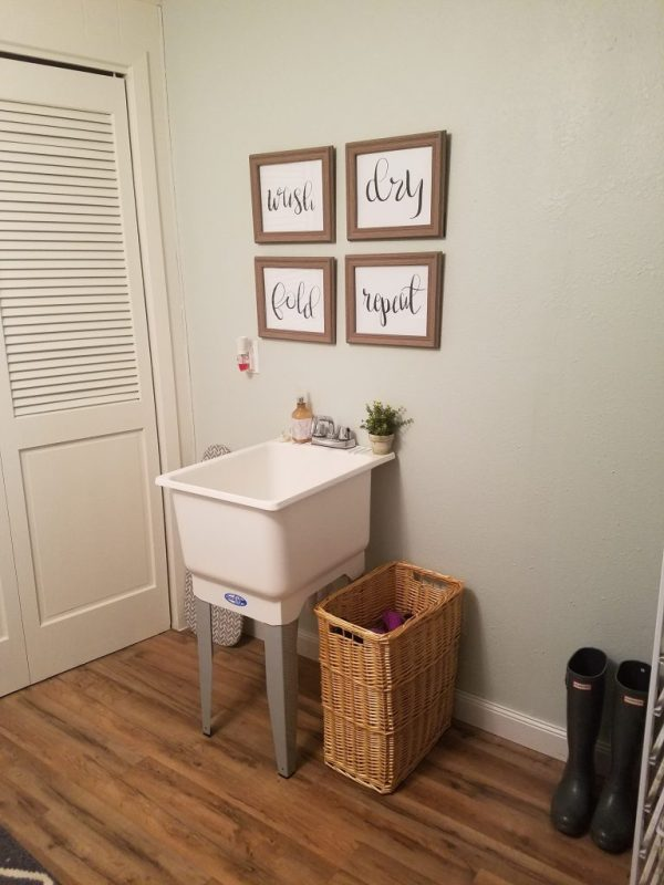 laundry room paint color to sell your home