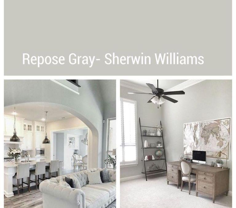 Reader S Question Best Silvery Gray Paint Color Favorite Paint Colors Blog