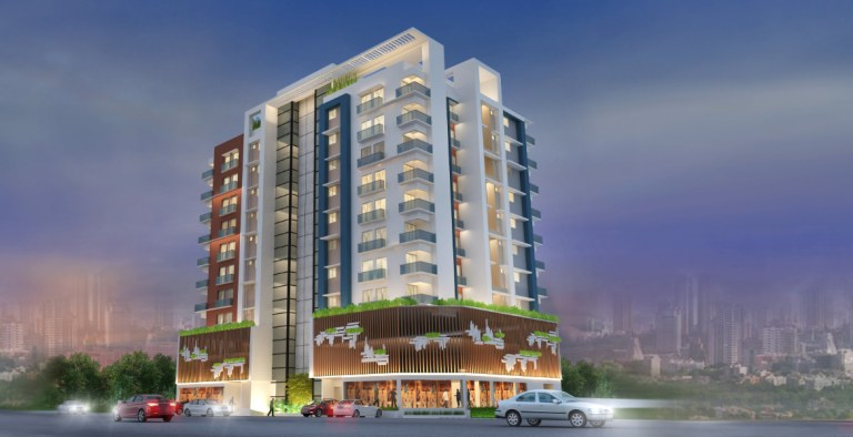 Apartments near LuLu Mall, Trivandrum | Grand Avenue