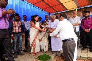 The Vintage - Foundation Stone Laying Ceremony
