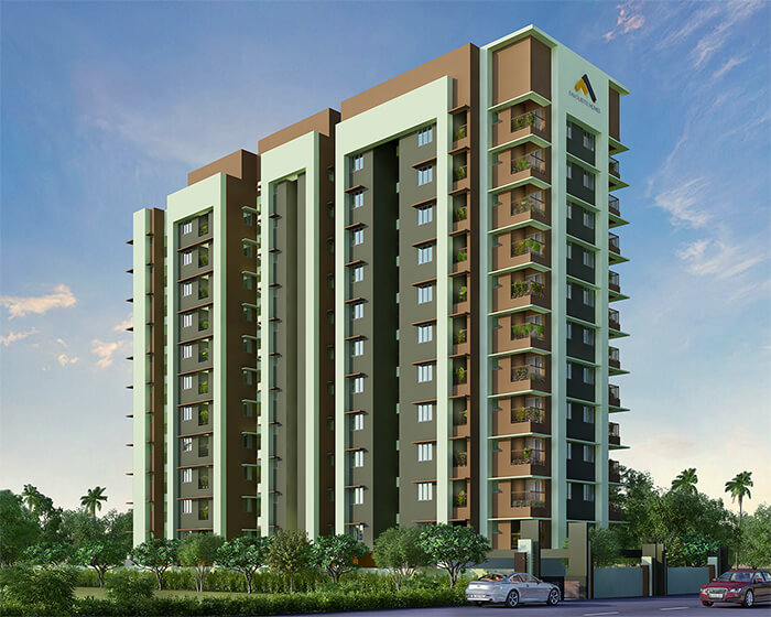 The Gardenia | Apartments in Sreekaryam