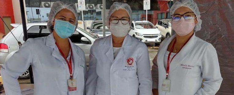 Membros, servidores e terceirizados vacinados contra gripe no MPSE