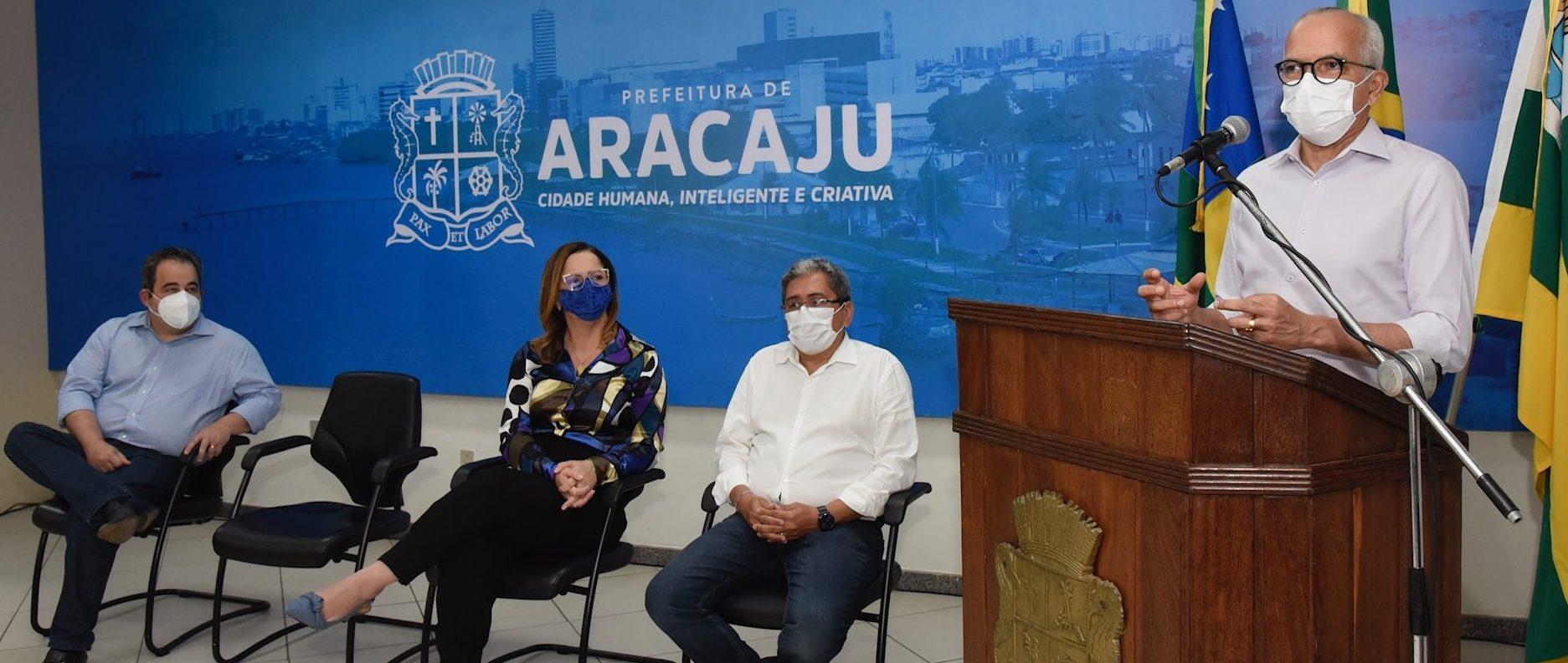 Aracaju lança projeto para infraestrutura de dados espaciais