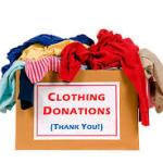 clothing drive box