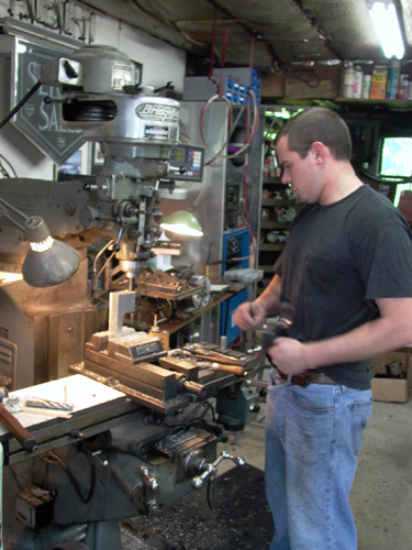 Fay Butler Metal Fabrication About Us