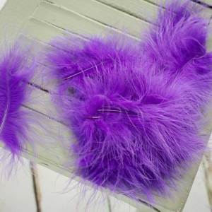 Feathers and Pompom Trims