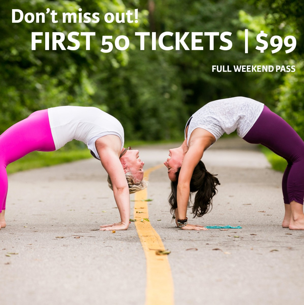 arkansas yoga fayetteville bentonville springdale yogi health fitness events festival