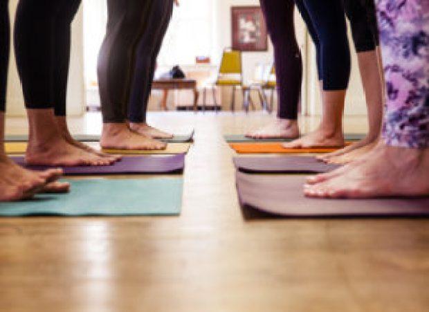 Fayetteville Yoga Fest photo shoot. Mount Sequoyah. Fayetteville, Arkansas yoga festival