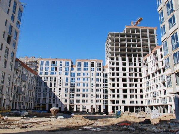 Цены на квартиры в Украине выросли более чем на 5%