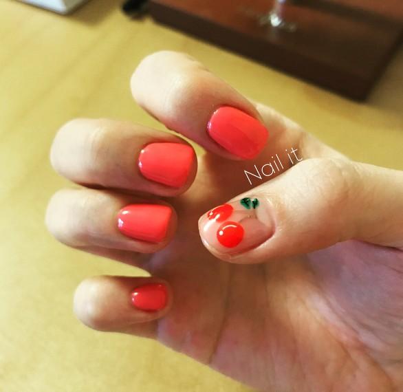 cherry nails 4