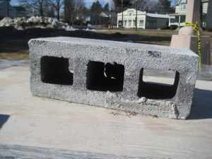 Blocos de concreto – cuidados… e dicas!