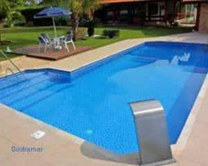 piscina vinil