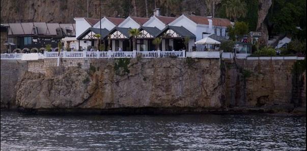 Club Arma Restaurant Turkey Travel Guide