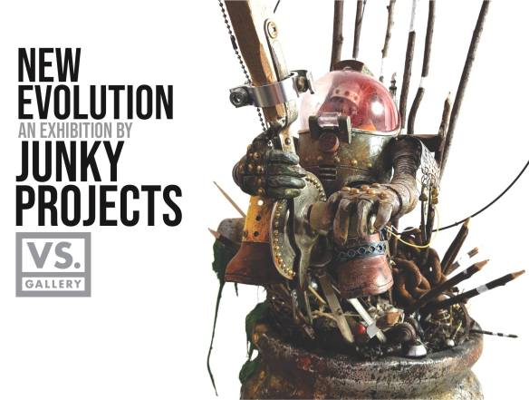 New Evolution Junky Projects