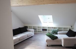 Regal Dachschräge   fb tischlerei & design