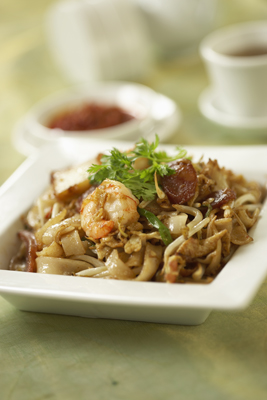 Bugis Street Brasserie Penang Char Kway Teow