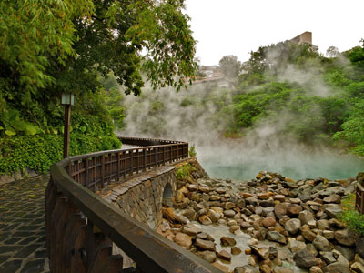 Hot spring 1