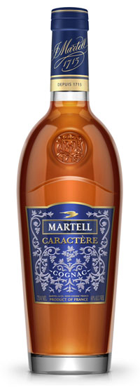 Martell Caractere New Bottle Shot 070313