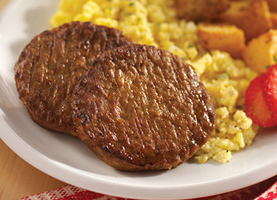 All-Pork Sausage Patty (1)