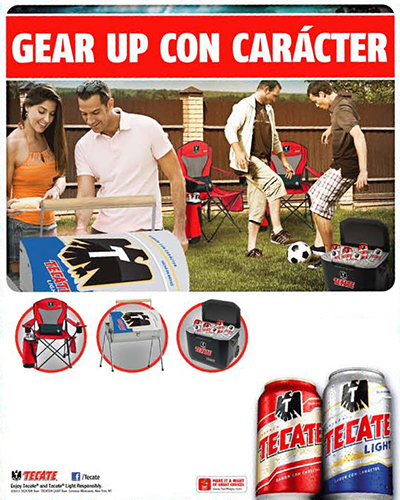 Gear Up Con Caracter