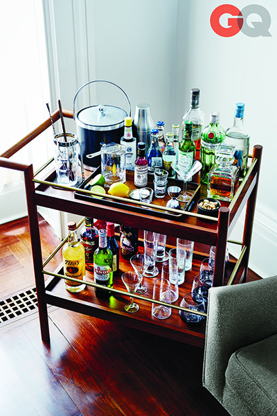 GQ\'s guide to domestic Mixology: How to tend to and stock your home ...